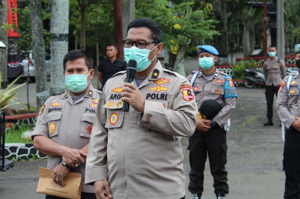 Karo Penmas DivHumas Polri Brigjen Pol. Raden Argo Yuwono